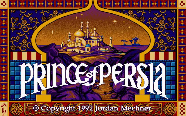 Prince of persia Juego desde Chrome