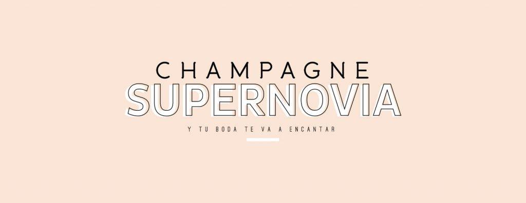 Champagne Súper Novia