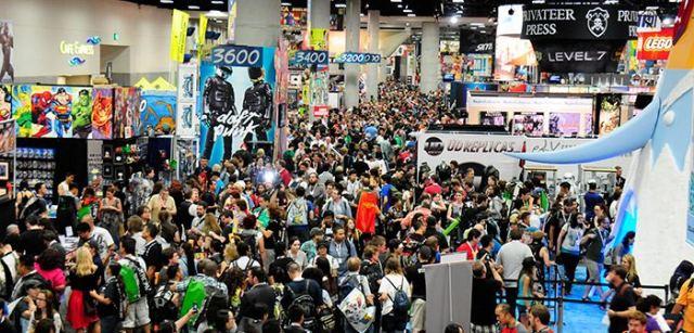 Comic Con San Diego Cancelado