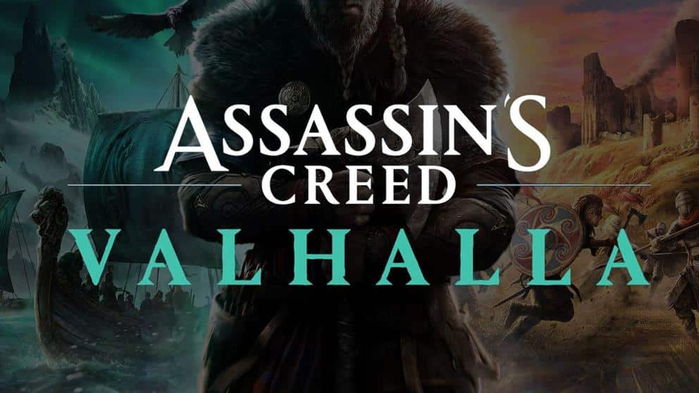 Assassins Creed Valhalla Ubisoft trailer poster