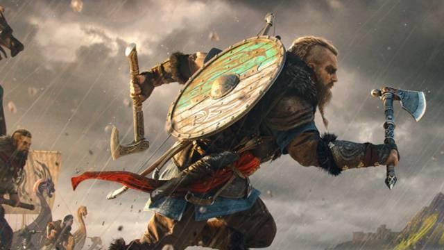 Assassins Creed Valhalla Ubisoft trailer