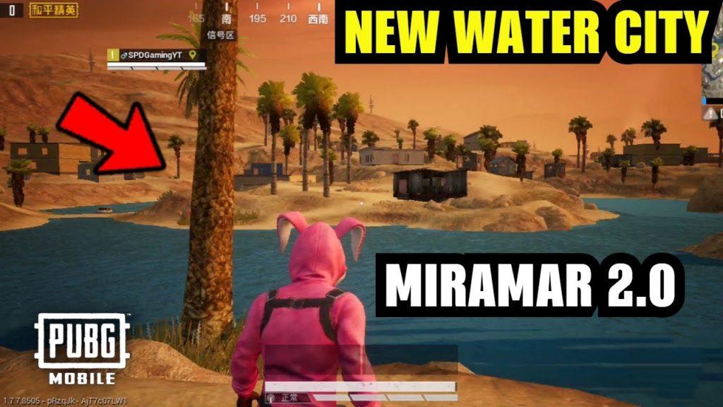 Miramar 2 Pubg mobile nuevo pueblo