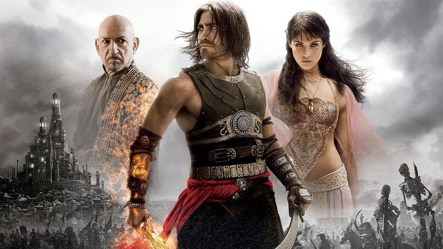 Principe de Persia Las mejores películas inspiradas en videojuegos