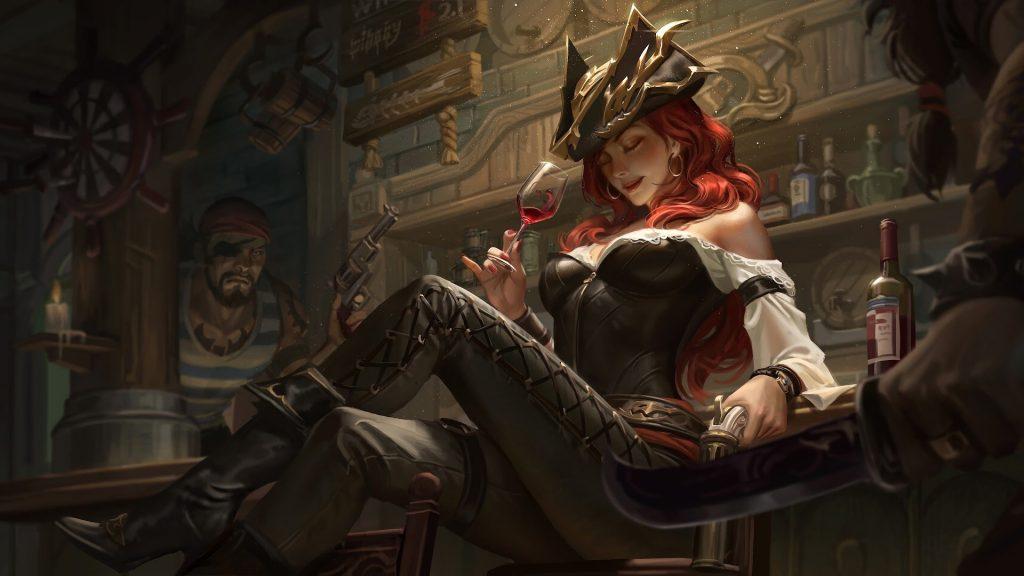 Miss Fortune Caitlyn Drave Los mejores ADC en League of Legends