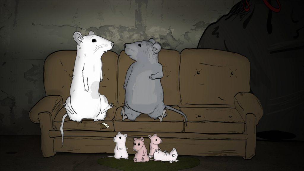 Animals serie HBO Peru