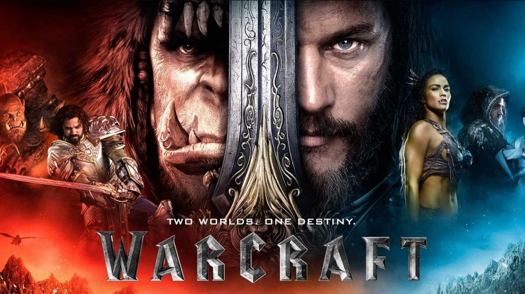 WarCraft la pelicula