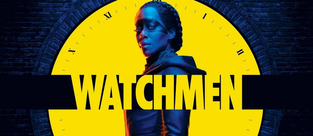 Watchmen serie original HBO
