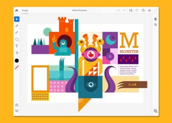 Adobe Illustrator para iPad ya está disponible