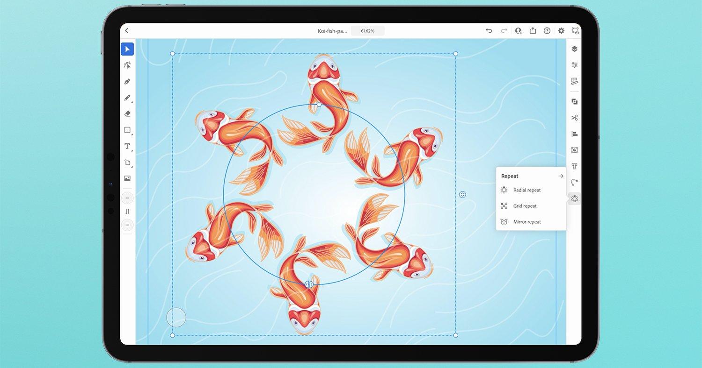 Adobe Illustrator para iPad ya está disponible apple el reto