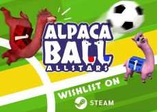 Alpaca Ball Allstars en steam