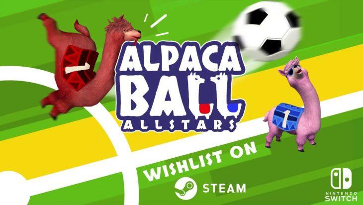 Alpaca Ball Allstars en steam
