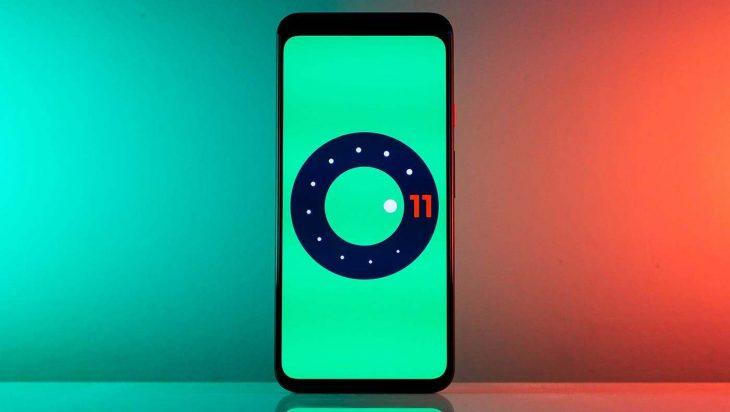 Android-11 lista de celulares