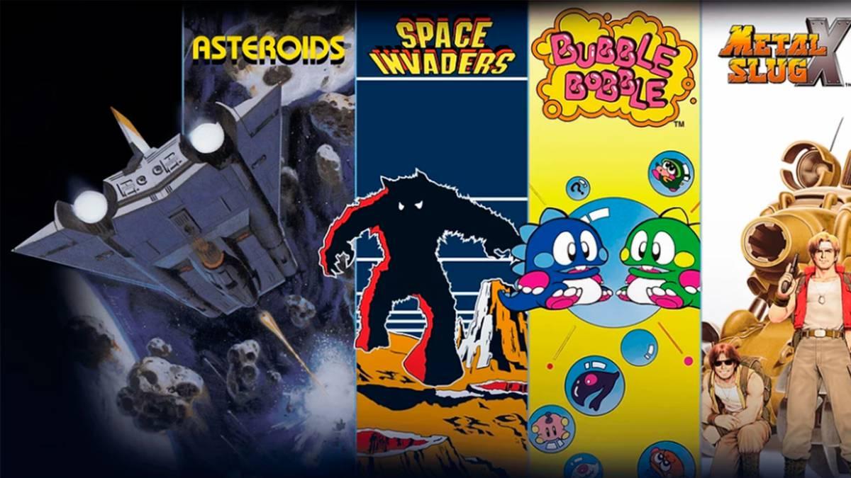 Antstream Disfruta más de mil juegos retro en este nuevo servicio de streaming de videojuegos lista de juegos-min