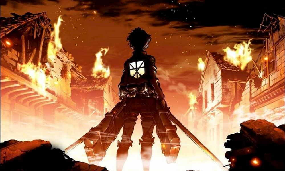 Attack On Titan las mejores series del 2020