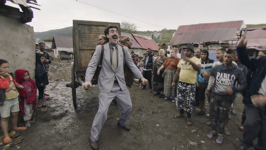Borat Subsequent Moviefilm actor
