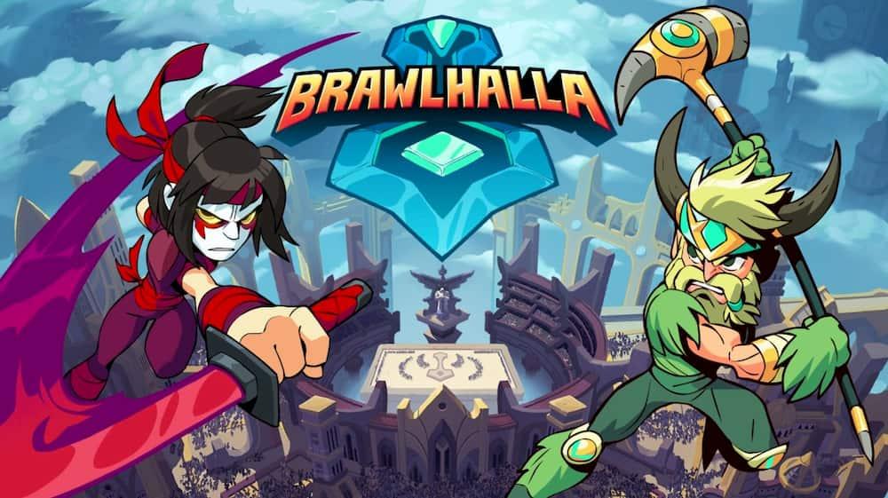 Brawhalla en steam