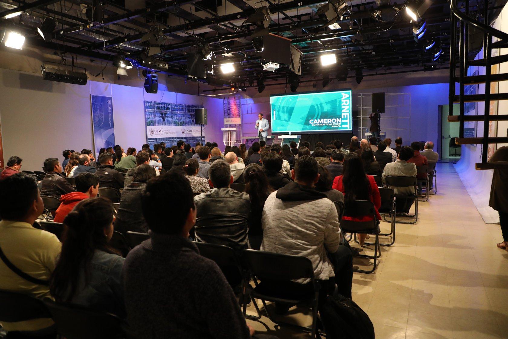 CREA2020 Conferencia de cine y televisión será totalmente digital este año