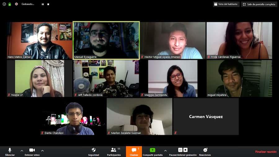 Carlos Guerrero Entrevista al gerente general de Norcinema en Lambayeque virtual
