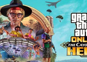 Cayo Perico, la nueva región de GTA Online