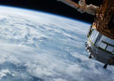 China lanzó el primer satélite 6G al Espacio
