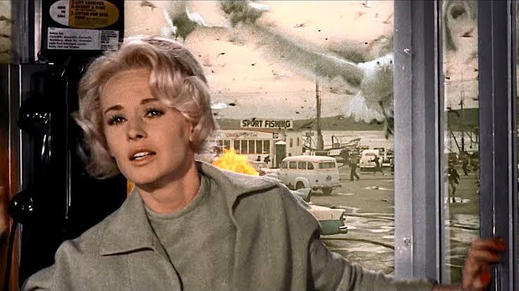 Cinco películas recomendadas dirigidas por Alfred Hitchcock birds