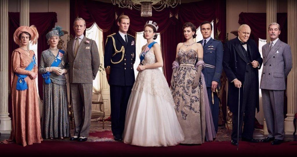 Cinco razones por la que debes ver The Crown serie buena