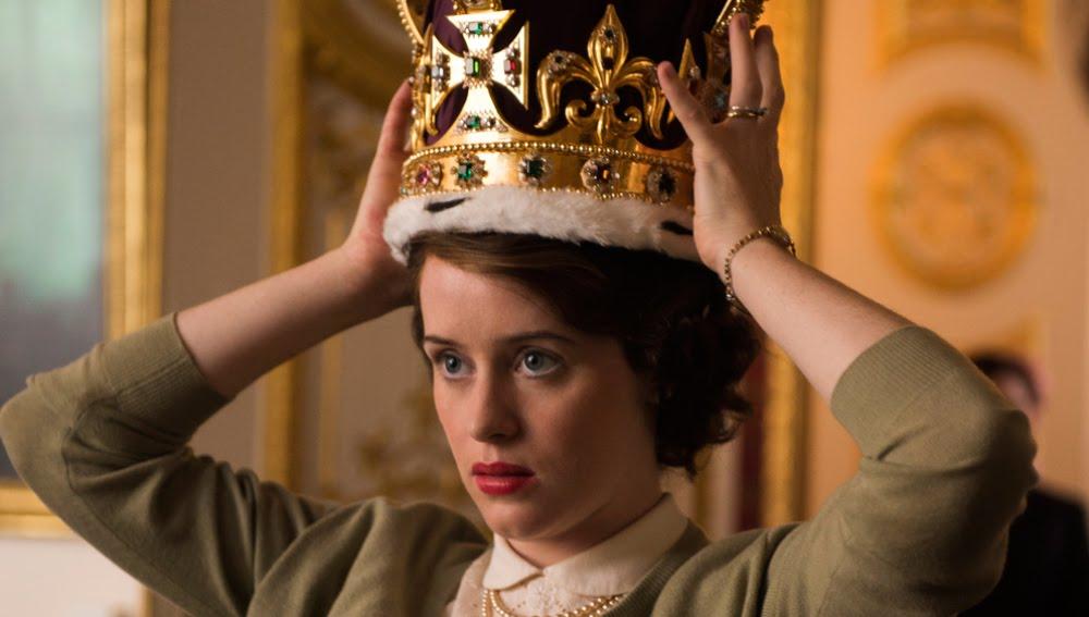 Cinco razones por la que debes ver The Crown serie