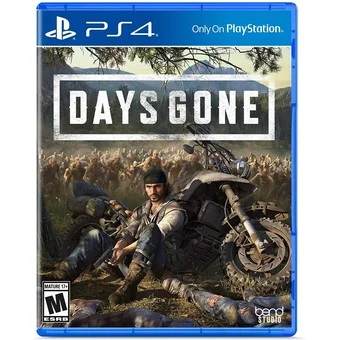 Days Gone Doble Version PS4 y PS5