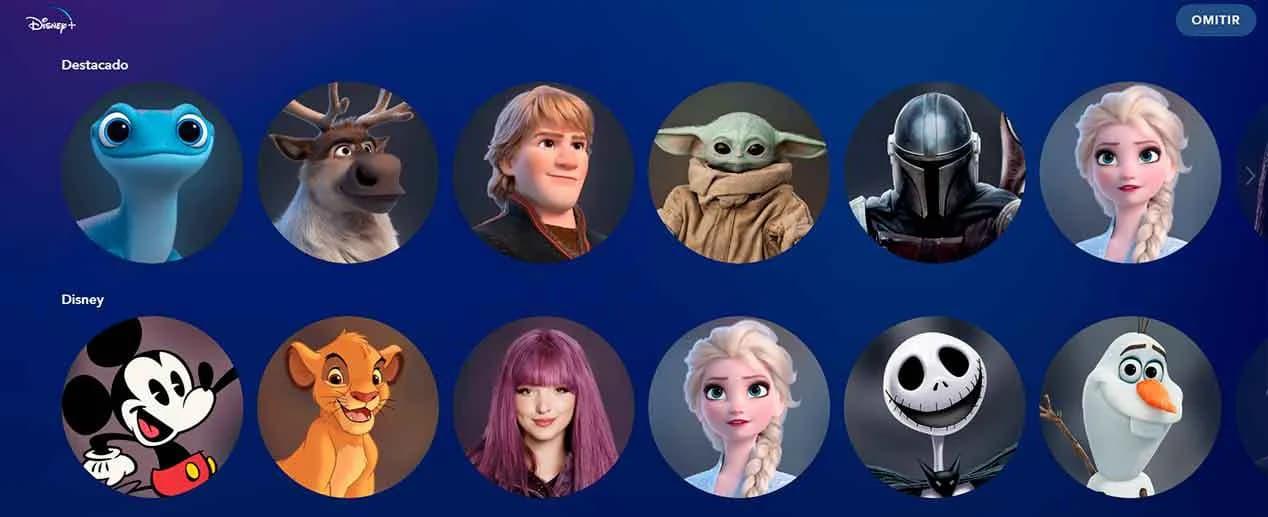 Disney + Fecha de llegada a Perú, precio y estrenos perfiles