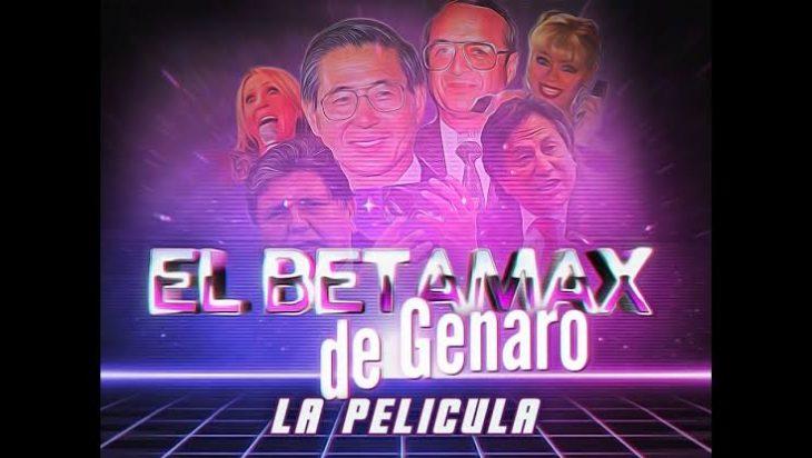El betamax de Genaro la película peruana