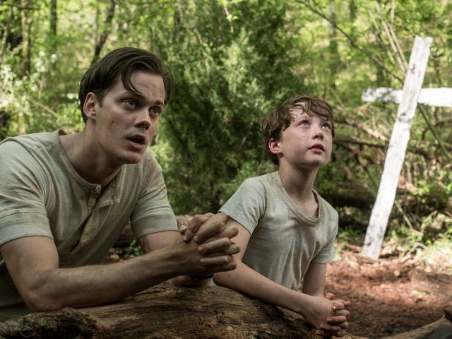 El diablo a todas horas La nueva película de Tom Holland y Robert Pattinson netflix