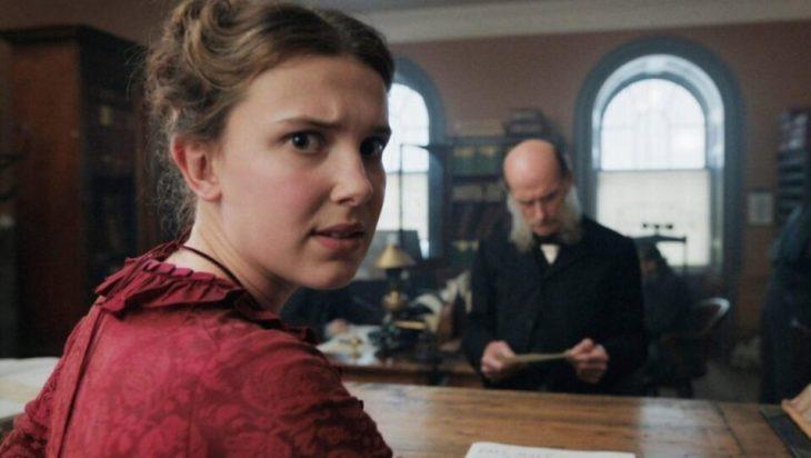 Enola Holmes, la nueva película de Netflix Henry Cavill pelicula