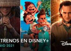 Estrenos Disney Plus Loki lidera su listado de 23 estrenos para junio 2021