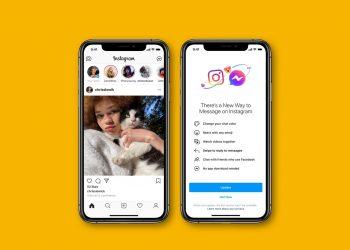 Facebook fusiona Messenger e Instagram Direct de manera oficial