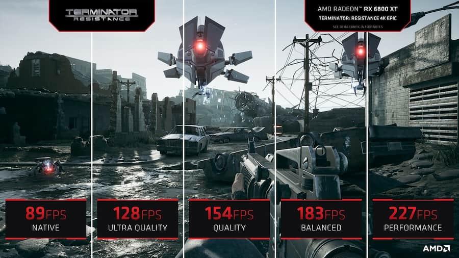 FidelityFX Super Resolution Conoce las tarjetas gráficas y juegos compatibles resolucion
