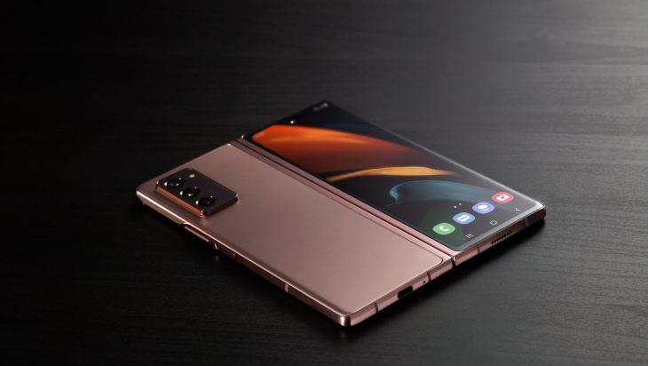 Galaxy Z Fold 2 El nuevo celular de Samsung llegará el 18 de septiembre