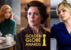 Globos de Oro 2021 Todos los nominaciones en la categoría series