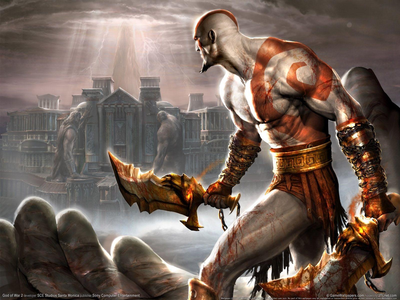 God of war ps2 mejores juegos