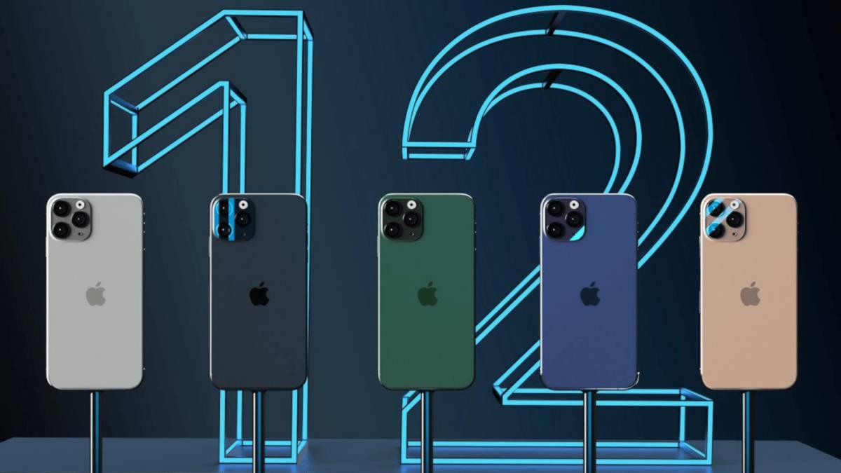 Hola, velocidad el evento de Apple donde se anunciaría el iPhone 12 octubre