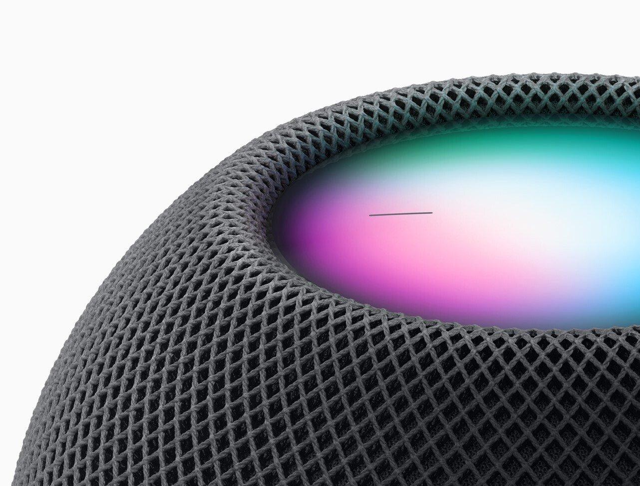 HomePod Mini Fecha de lanzamiento y precio de la nueva bocina de Apple tamaño