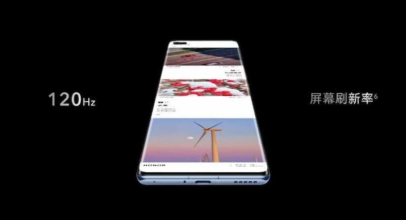 Honor View 40 El primer gama alta sin Huawei, características