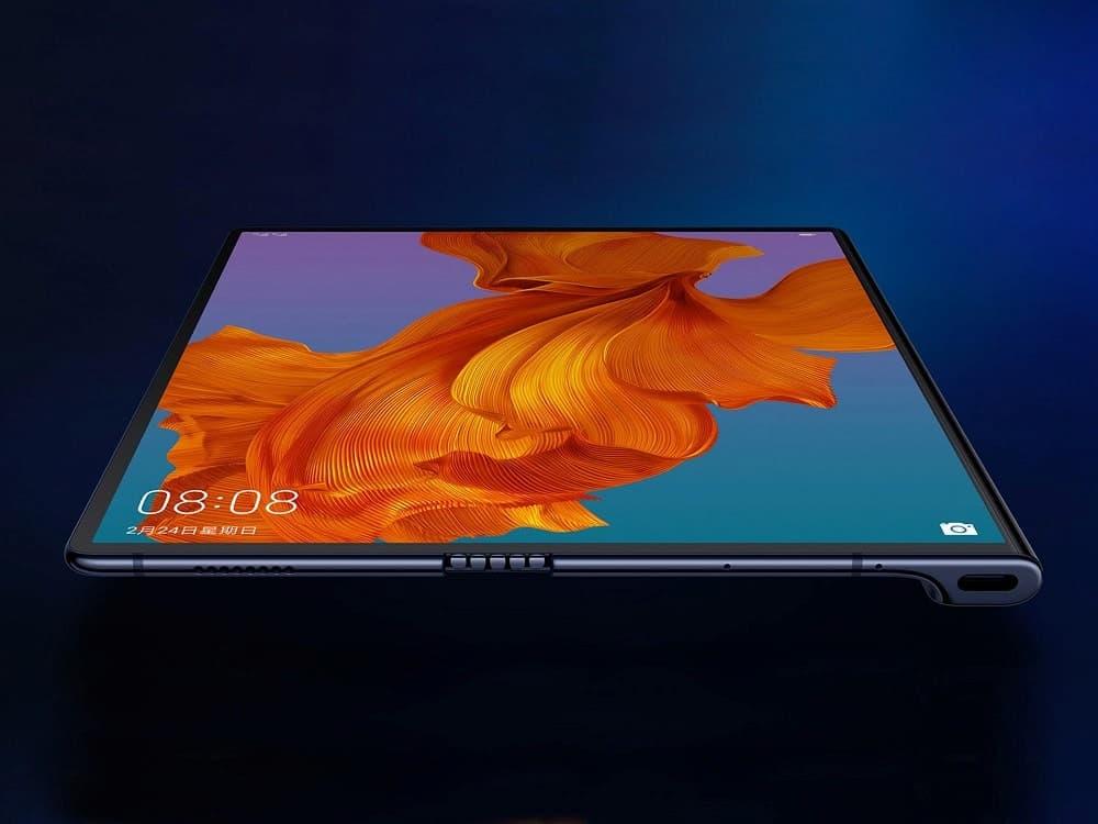 Huawei Mate X2 Un celular plegable con el mejor zoom óptico precio peru