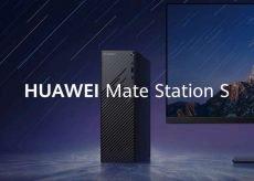 Huawei MateStation S Una PC tres veces más pequeña pero con AMD Ryzen 5 4600G [Precio Perú]