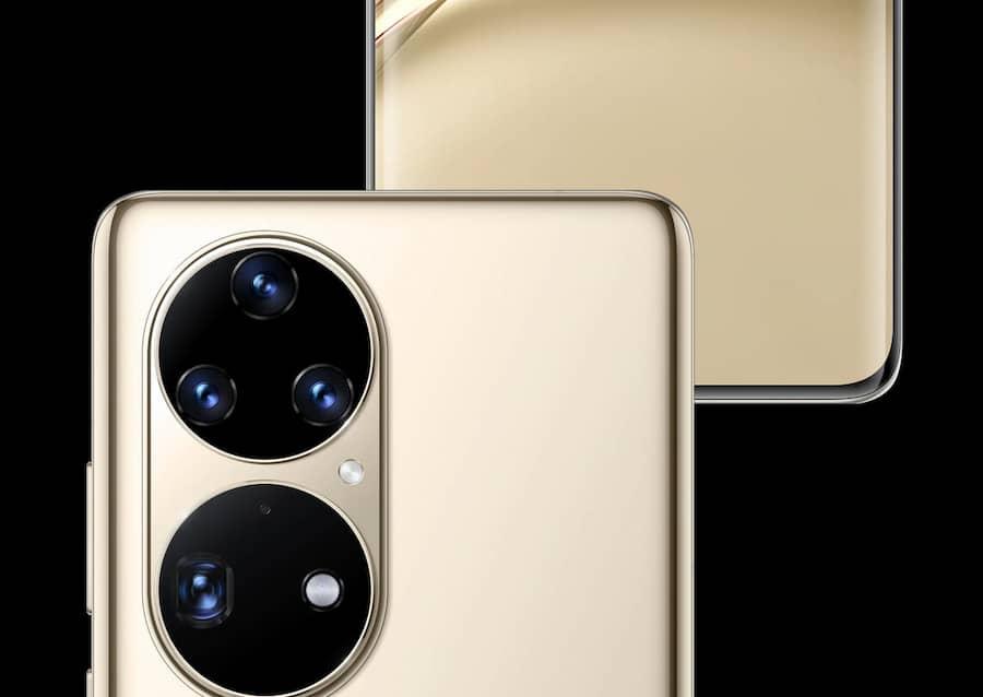 Huawei presentó el P50 y P50 Pro, sus buques insignia que llegan sin 5G camaras