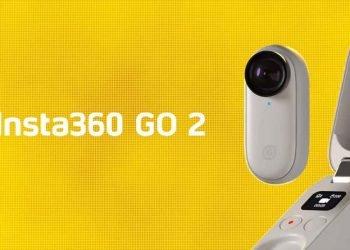 Insta 360 GO 2 La cámara de acción más pequeña con estabilización