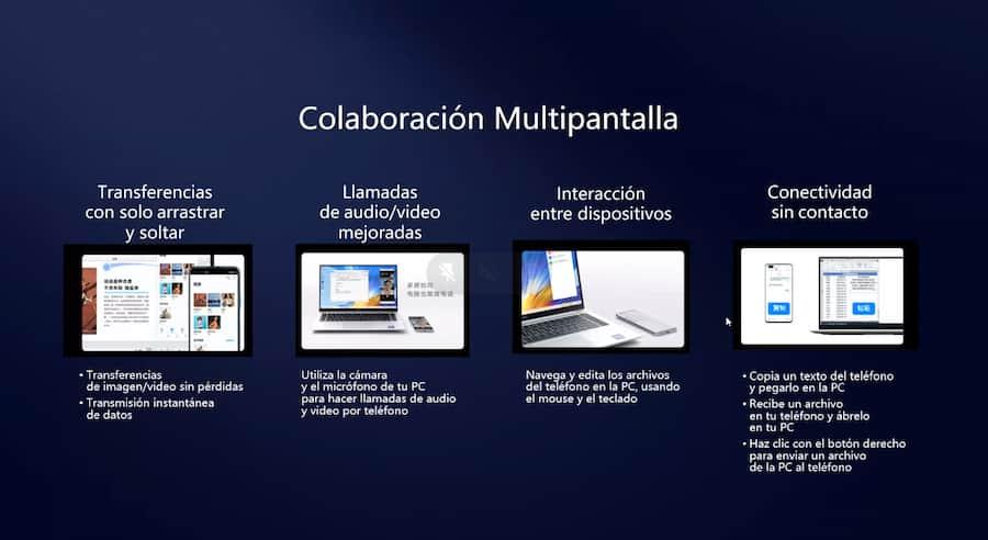 Las MagicBook X14 y X15 de llegaron al Perú, características procesador colaboracion multiple