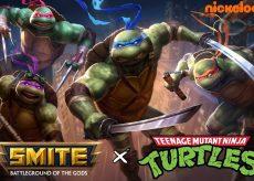 Las Tortugas Ninja llegan a Smite en su nuevo pase de batalla