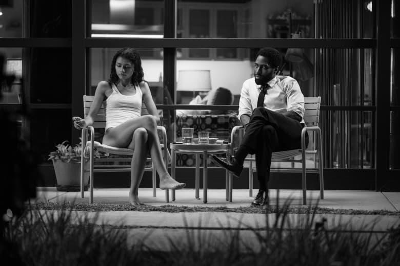 Malcolm & Marie (2021) La nueva película de Zendaya en Netflix peru