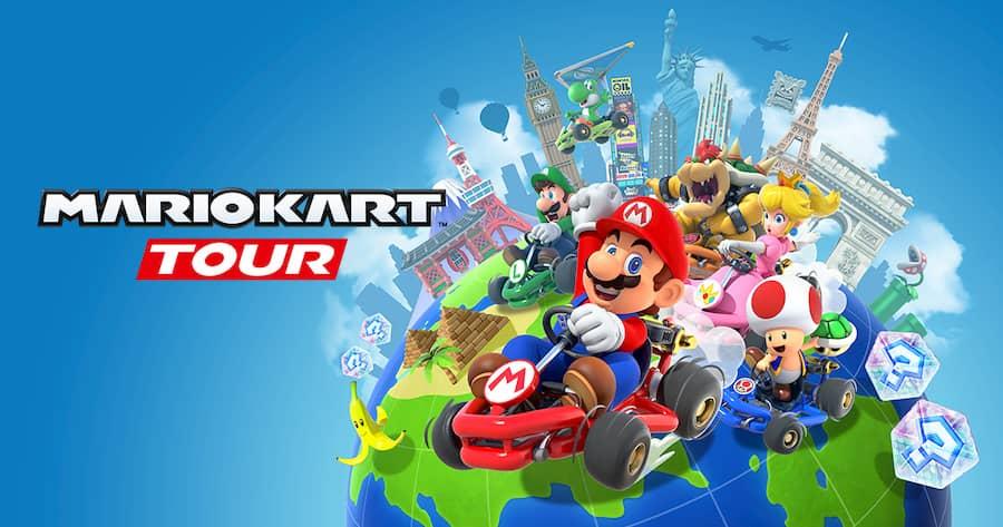 Mario Kart mejores juegos de android