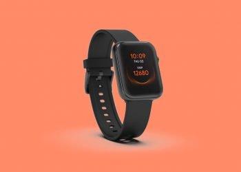Mobvoi TicWatch GTH Un smartwatch con oximetro y que mide la temperatura de la piel